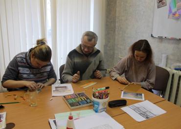 """Деятельность Центра """"Открытый дом"""": творческая деятельность"""