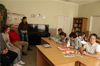 Волонтерская деятельность