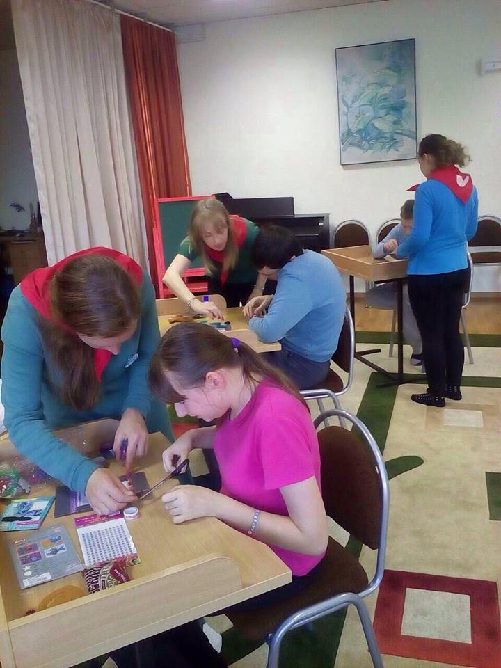 Мастер-класс по созданию открыток ко Дню матери