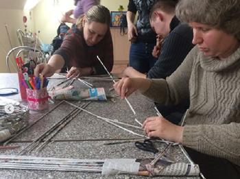 Пилотный проект «Открытый дом» на базе ГУ «Минский городской центр социального обслуживания семьи и детей»