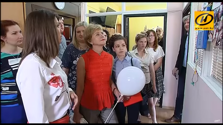 Улучшение жизни пожилых людей представители Красного Креста Беларуси и Исландии обсудили в так называемом «Открытом доме».