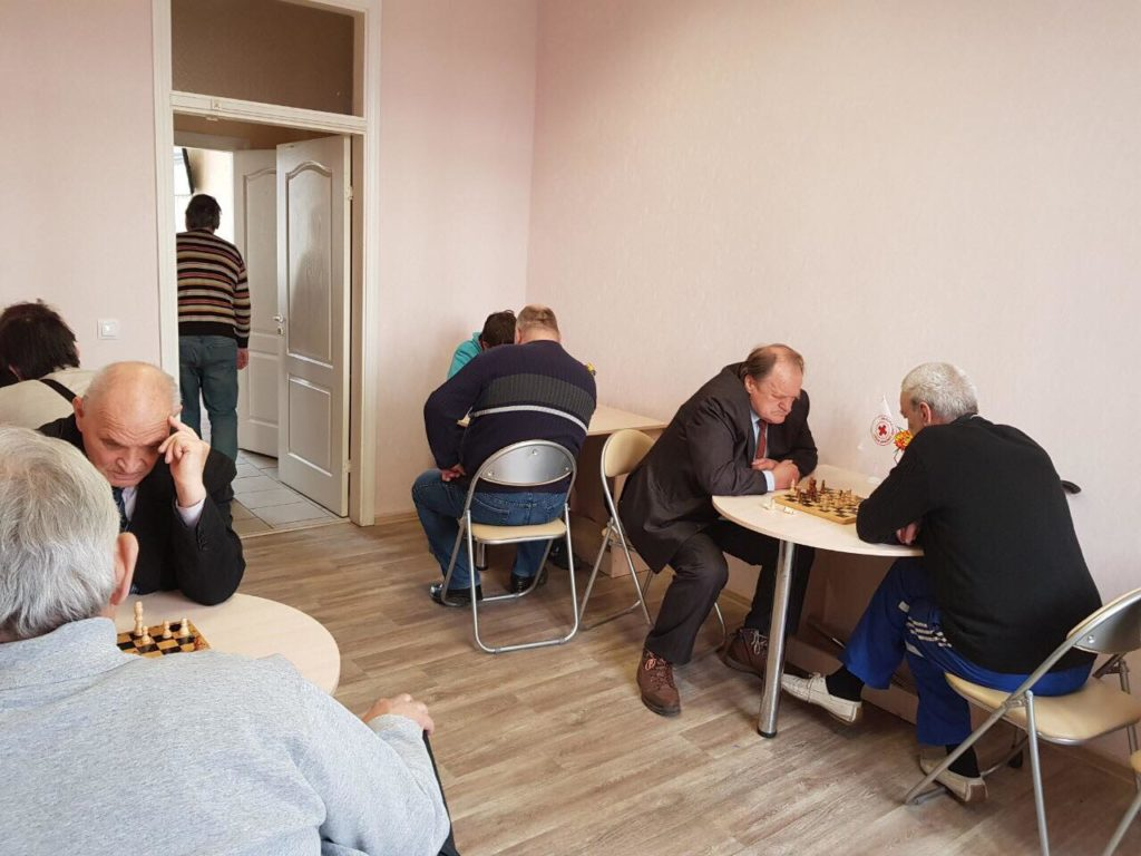 Шахматный турнир: соревнования