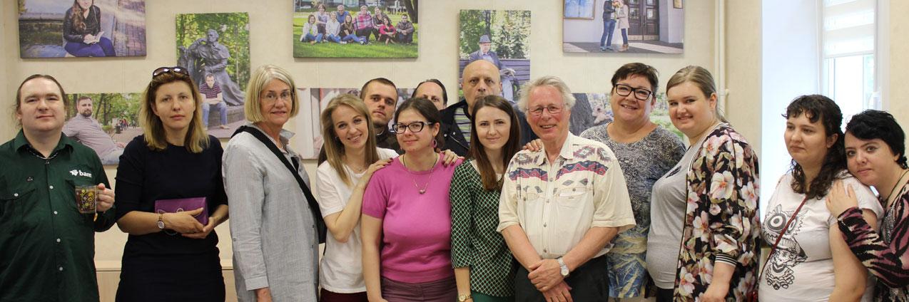 Гости из Исландии посетили Центр БОКК «Открытый дом»