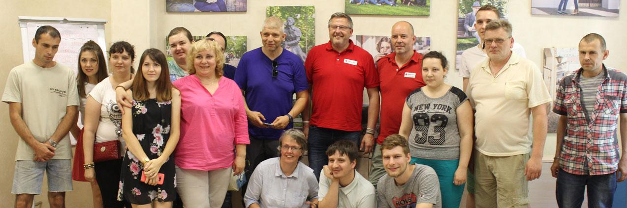 Центр БОКК «Открытый дом» посетила делегация из Норвегии