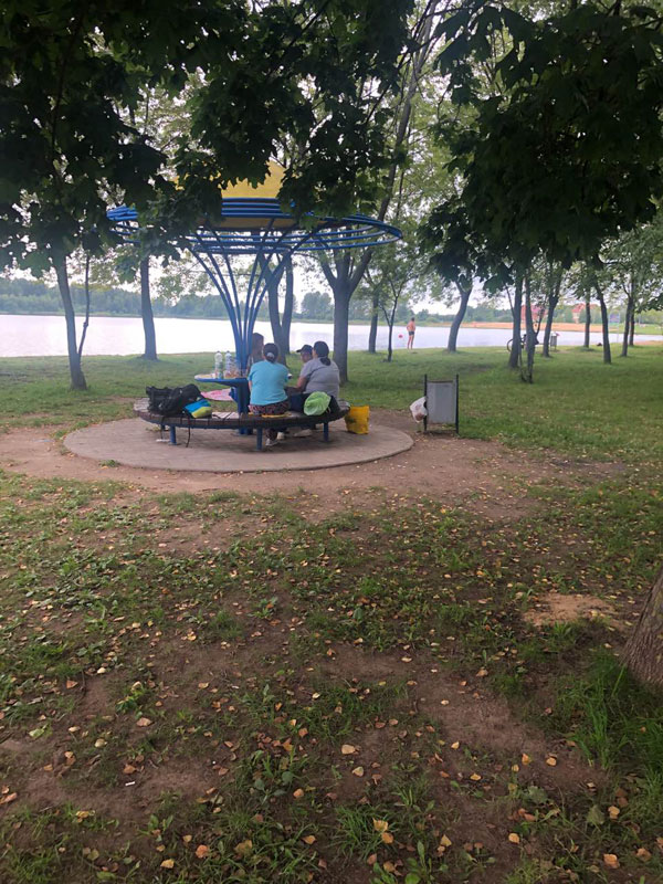 Встречаем дружно лето 3: пикник