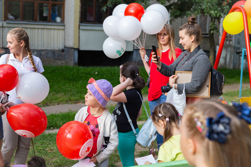 Капсула времени: детский праздник