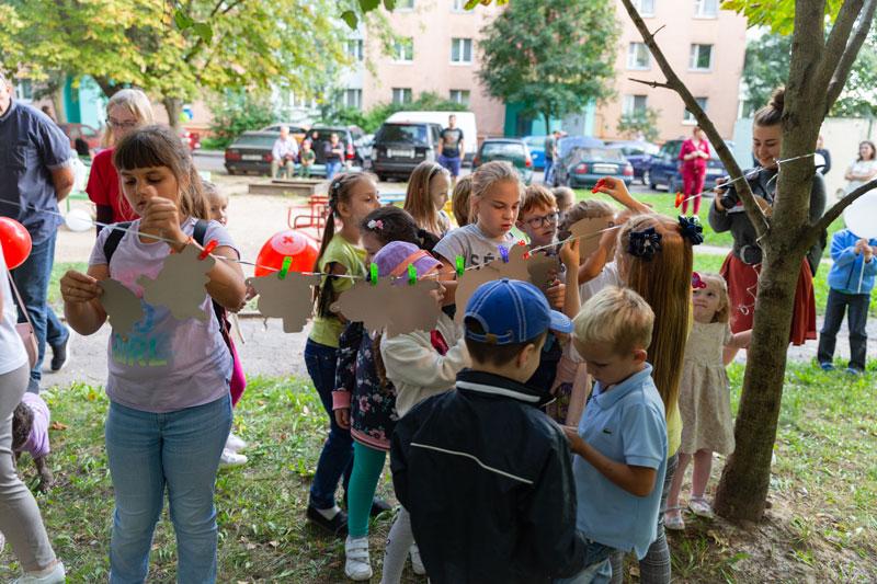 Детский праздник - конкурсы
