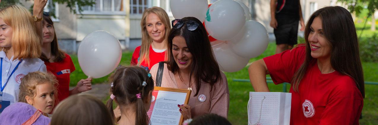 История о девочке, которая передала подарки со своего Дня Рождения детям из детских домов