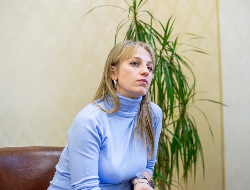Люди с психическими расстройствами: психолог проекта - Мария Жаровина