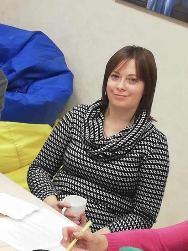 Родительская встреча: Сачек Оксана Сергеевна