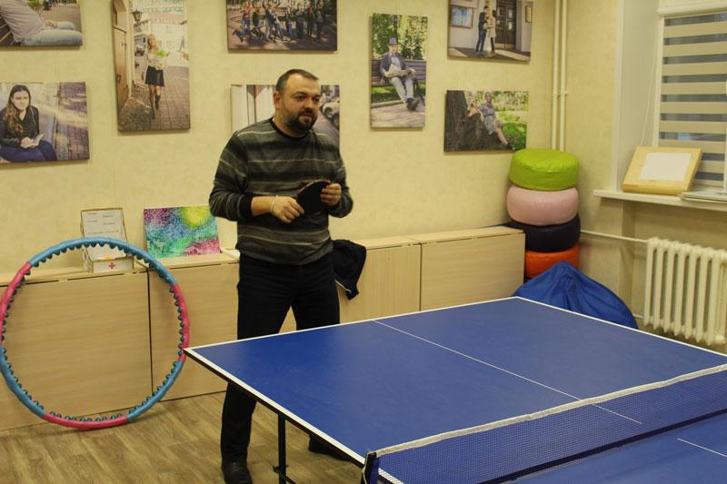 Теннисный турнир: Бурцев Сергей