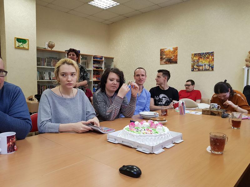 8 марта: праздничный торт