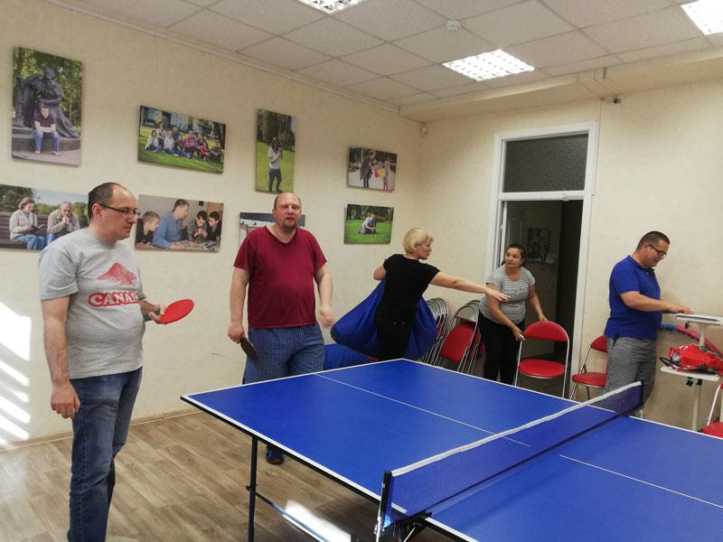 Интересные мероприятия: второй теннисный турнир