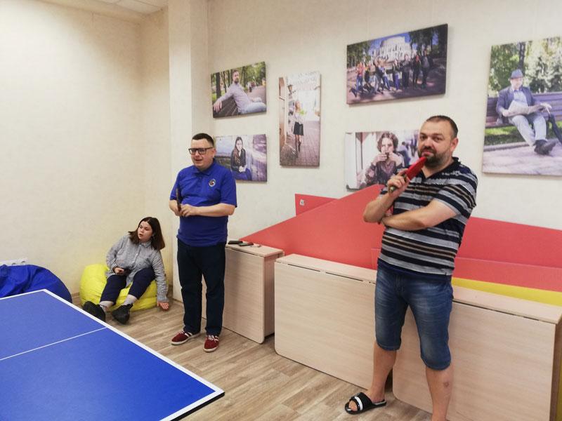 Центр БОКК, теннисный турнир