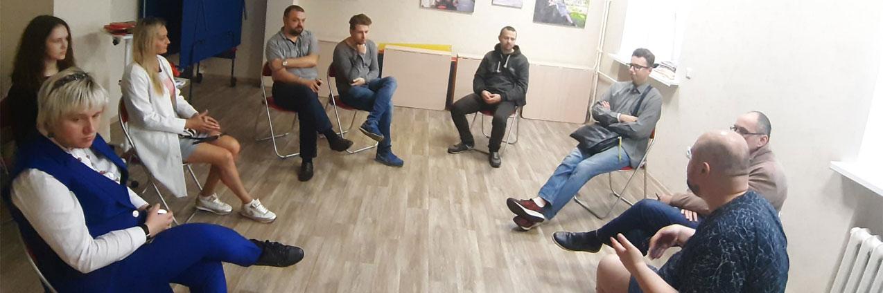 В Центре БОКК «Открытый дом» намечаются новые рубрики и экскурсии по г. Минску.