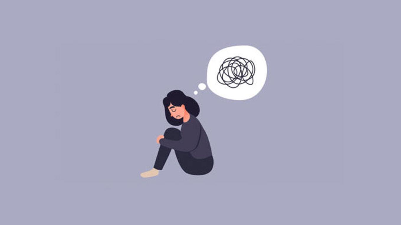 Общение с человеком, страдающим психическим заболеванием.