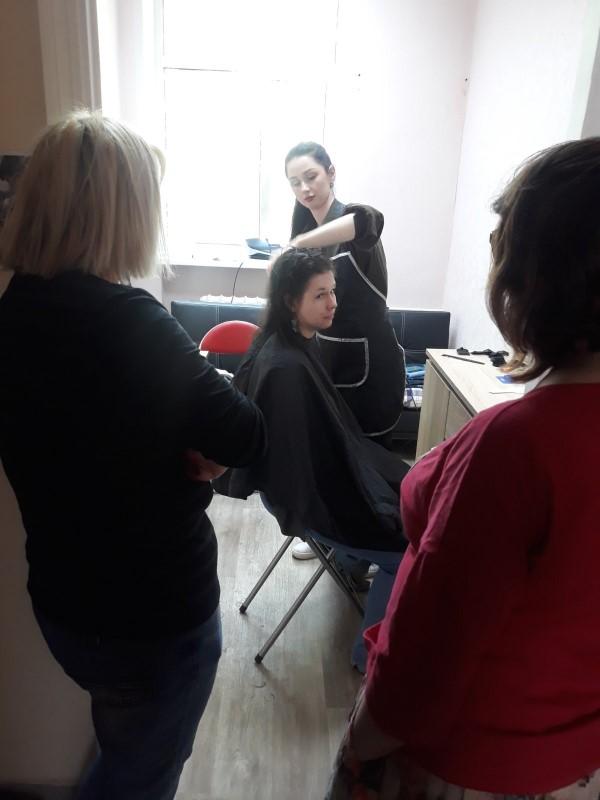 """Стилист-парикмахер в Центре БОКК """"Открытый дом"""""""